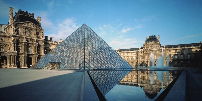 The Greatest Modern Architects You Need To Know architects The Greatest Modern Architects You Need To Know Entrance to the Le Grand Louvre in Paris
