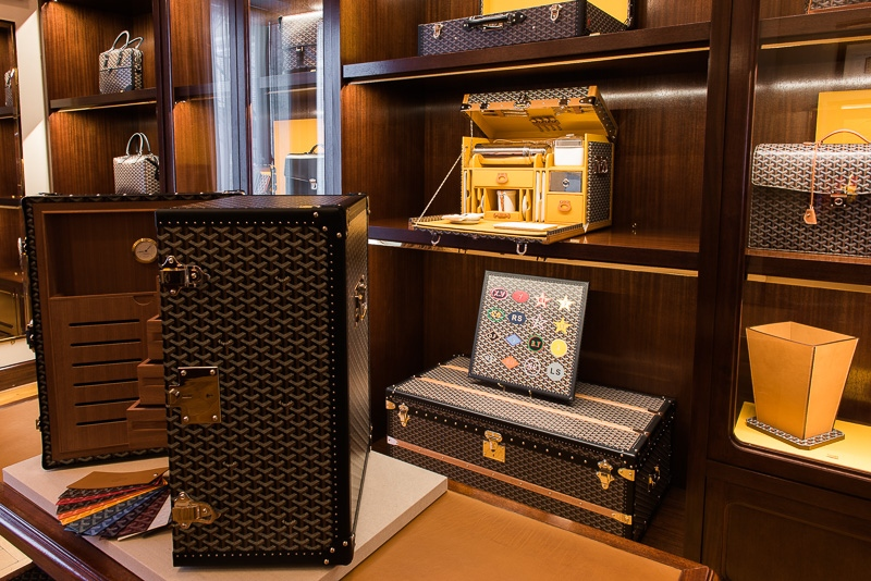 Exclusive Luxury Stores To Discover In New York City luxury store Exclusive Luxury Stores To Discover In New York City Goyard New York City Store 1 2