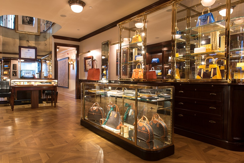 Exclusive Luxury Stores To Discover In New York City luxury store Exclusive Luxury Stores To Discover In New York City Goyard New York City Store 2 1