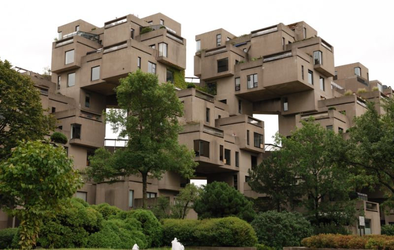 The Greatest Modern Architects You Need To Know architects The Greatest Modern Architects You Need To Know Habitat 67