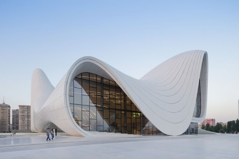 The Greatest Modern Architects You Need To Know architects The Greatest Modern Architects You Need To Know Heydar Aliyev Center