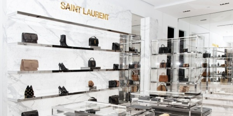 Exclusive Luxury Stores To Discover In New York City luxury store Exclusive Luxury Stores To Discover In New York City Hirshleifers SaintLAurent 2400x12