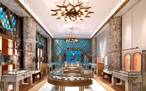 luxury store Exclusive Luxury Stores To Discover In New York City Peter Marino Renovates Bulgari New York 3 1 1 480x300
