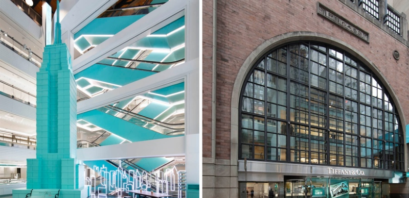 Exclusive Luxury Stores To Discover In New York City luxury store Exclusive Luxury Stores To Discover In New York City The Tiffany Flagship Next Door Tiffany and Co