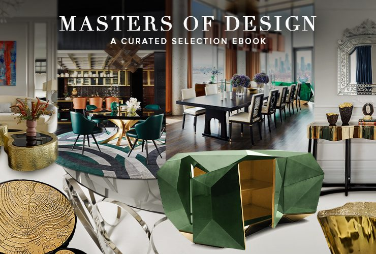 The Masters Of Design – Our Newest Ebook Honors Top Interior Designers ft