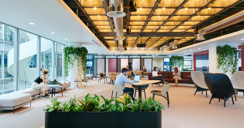 Design Hubs Of The World - 25 Top Interior Designers From Hong Kong top interior designer Design Hubs Of The World – 25 Top Interior Designers From Hong Kong m moser tech office london workplace interior breakout area YC5WBAH 1