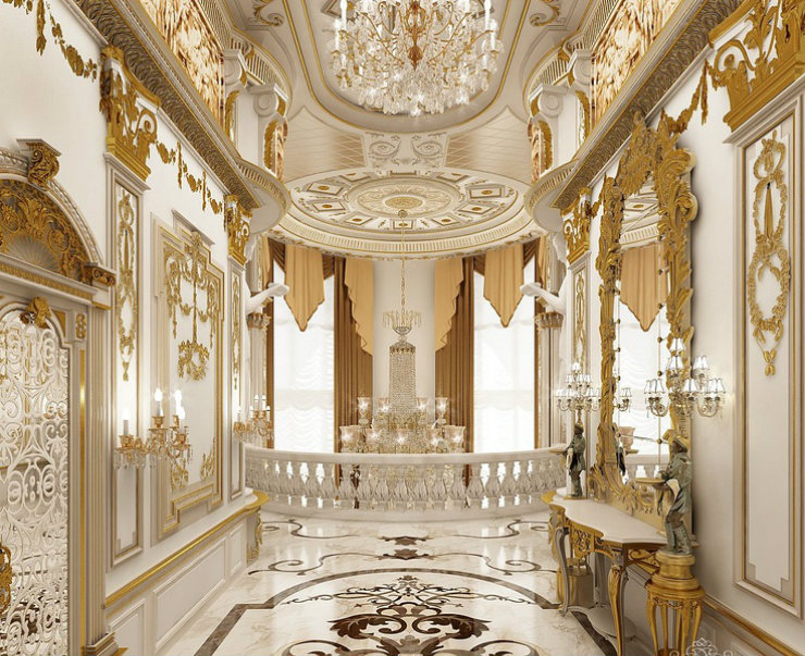 Amazing Design Projects From U.A.E's Best Interior Designers amazing design Amazing Design Projects From U.A.E's Best Interior Designers Luxury Antanovich