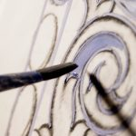 Luxury Furniture Designs Featuring The Art Of Hand-Painted Tiles ft