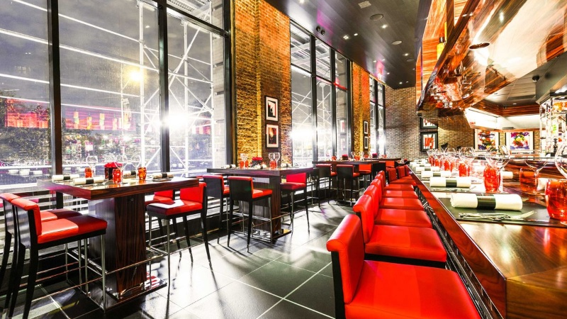 "Restaurantes de luxo em Nova York City - Outstanding Interior Designs Luxury restaurant in New York City - Outstanding Interior Designs Luxury Restaurants em New York City Outstanding Interior Designs latelier ""width ="" 800 ""height ="" 450"