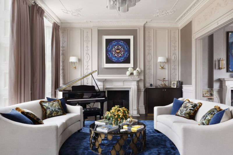 25 Interior Designers in London You Need Know interior designers 25 Top Interior Designers From London Oliver Burns
