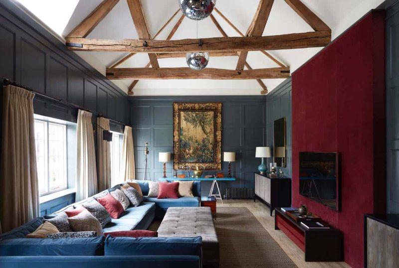 25 Interior Designers in London You Need Know interior designers 25 Top Interior Designers From London Todhunter Earle