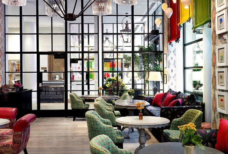 luxury hotel Luxury Hotels in New York City – Outstanding Interior Designs Whitby 740x500