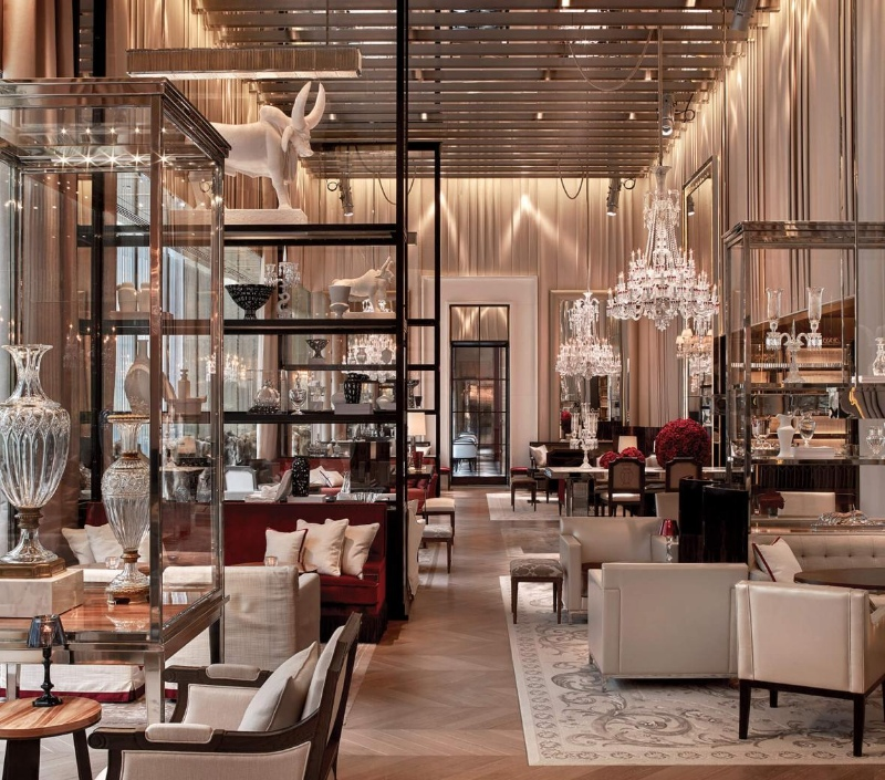 Luxury Hotels in New York City – Outstanding Interior Designs luxury hotel Luxury Hotels in New York City – Outstanding Interior Designs baccarat hotel