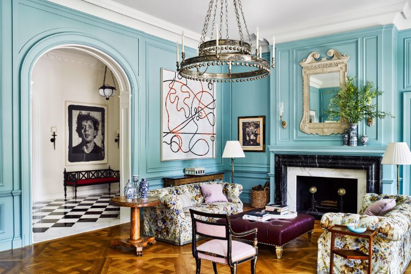 30 Amazing Interior Designers From New York City You Need To Know interior designer 30 Amazing Interior Designers From New York City You Need To Know bunny williams 1