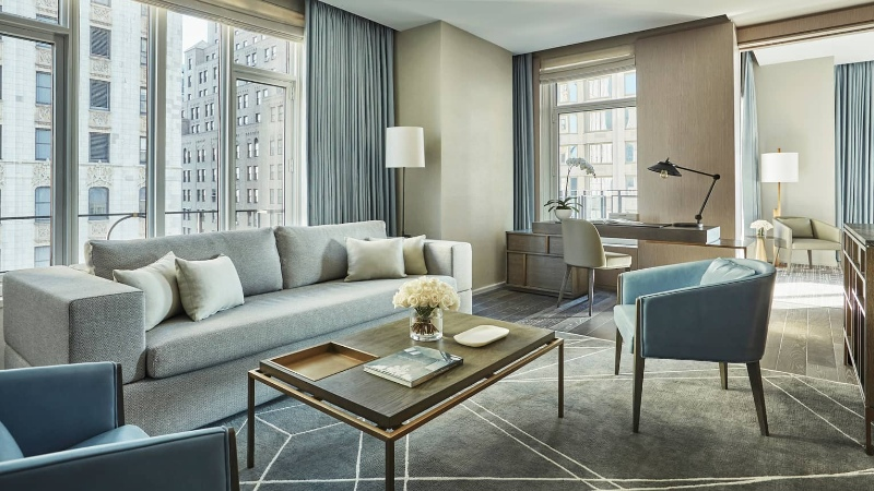 Luxury Hotels in New York City – Outstanding Interior Designs luxury hotel Luxury Hotels in New York City – Outstanding Interior Designs fourseasons