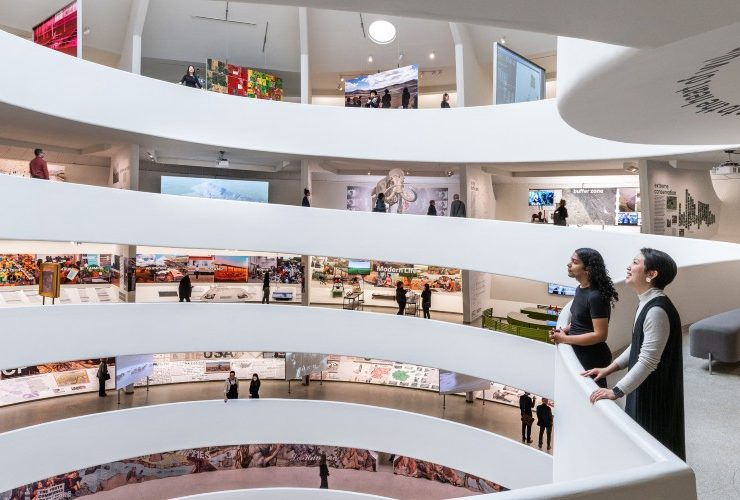 museum Best Design and Art Museums in New York City guggenheim 1 740x500