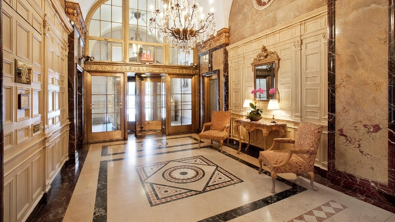 Luxury Hotels in New York City – Outstanding Interior Designs luxury hotel Luxury Hotels in New York City – Outstanding Interior Designs the sherry netherland