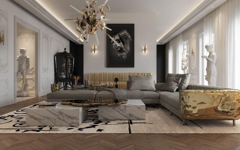 A Multi-Million Dollar Penthouse In Paris, Boca do Lobo's Newest Endeavour boca do lobo A Multi-Million Dollar Penthouse In Paris, Boca do Lobo's Newest Endeavour 4