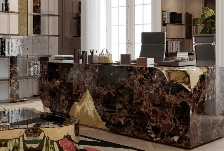 A Luxury Office Setting For An Architect's Millionaire Penthouse ft luxury office A Luxury Office Setting For An Architect's Millionaire Penthouse A Luxury Office Setting For An Architects Millionaire Penthouse ft 740x500