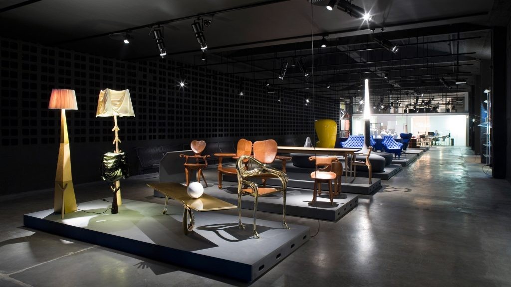 luxury showroom Where To Shop – The Best Luxury Showrooms In Barcelona BD Barcelona Design 1024x576