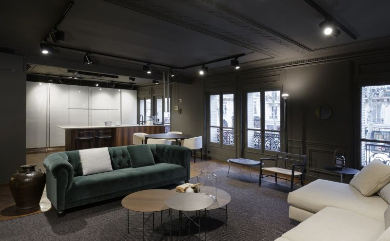 Where To Shop – The Best Luxury Showrooms In Paris luxury showroom Where To Shop – The Best Luxury Showrooms In Paris Boffi