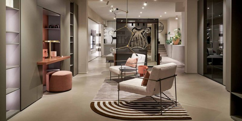 Where To Shop – The Best Luxury Showrooms In Milan luxury showroom Milan – The Best Luxury Showrooms And Furniture Stores Caccaro