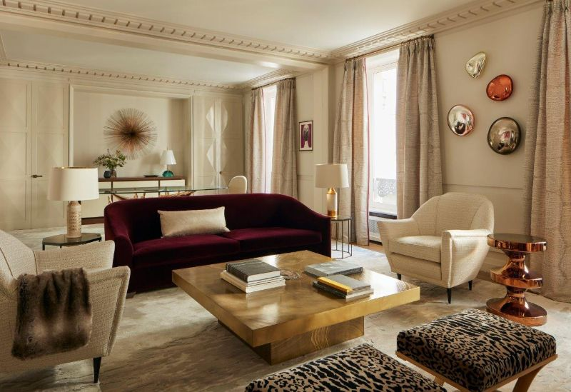 Where To Shop – The Best Luxury Showrooms In Paris luxury showroom Where To Shop – The Best Luxury Showrooms In Paris Champeau Wilde