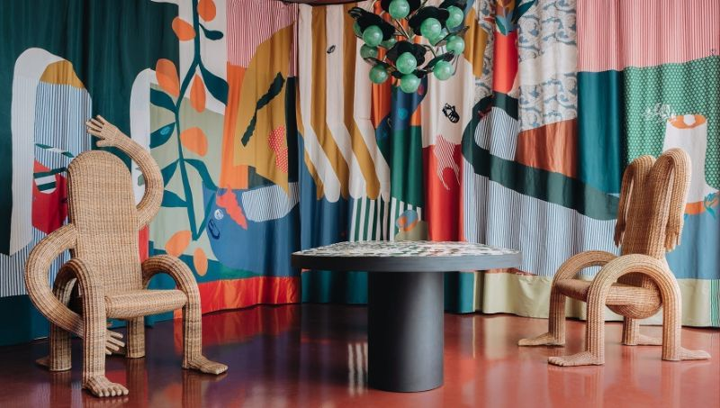 Where To Shop – The Best Luxury Showrooms In Paris luxury showroom Where To Shop – The Best Luxury Showrooms In Paris India Mahdavi Showroom