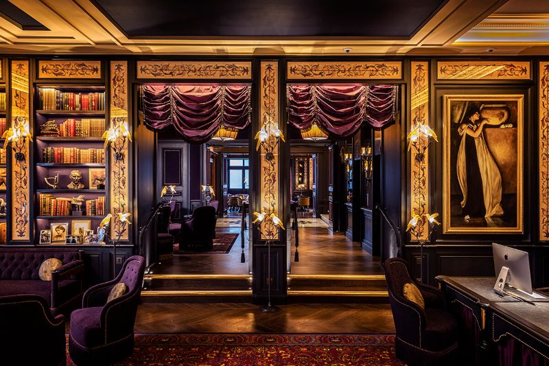Where To Shop – The Best Luxury Showrooms In Paris luxury showroom Where To Shop – The Best Luxury Showrooms In Paris Jacques Garcia