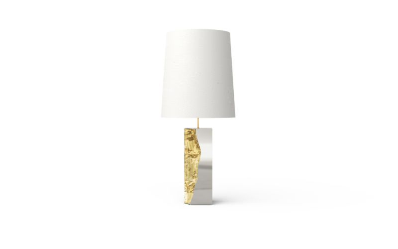 private master suite Shop The Look Of A Private Master Suite In A Parisian Penthouse Lapiaz TableLamp white