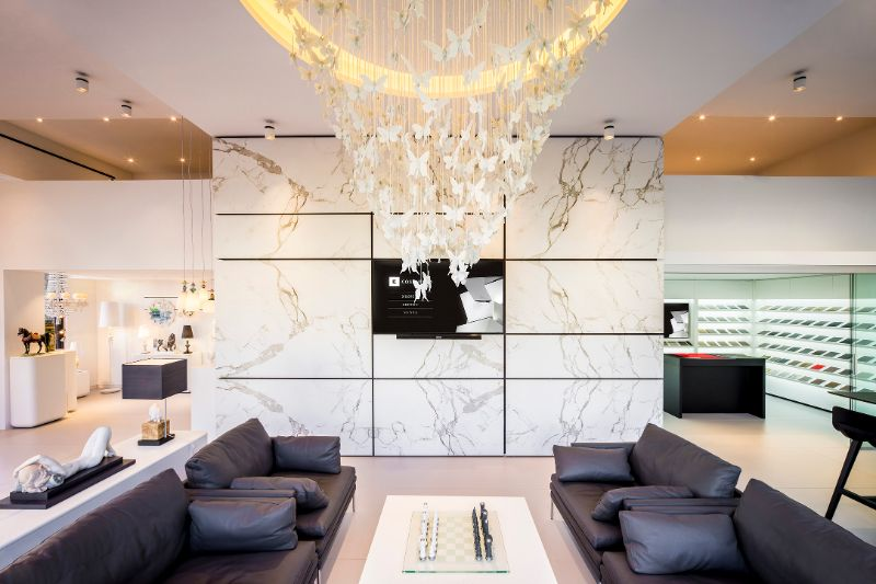 Where To Shop – The Best Luxury Showrooms In Milan luxury showroom Milan – The Best Luxury Showrooms And Furniture Stores Lladro Showroom