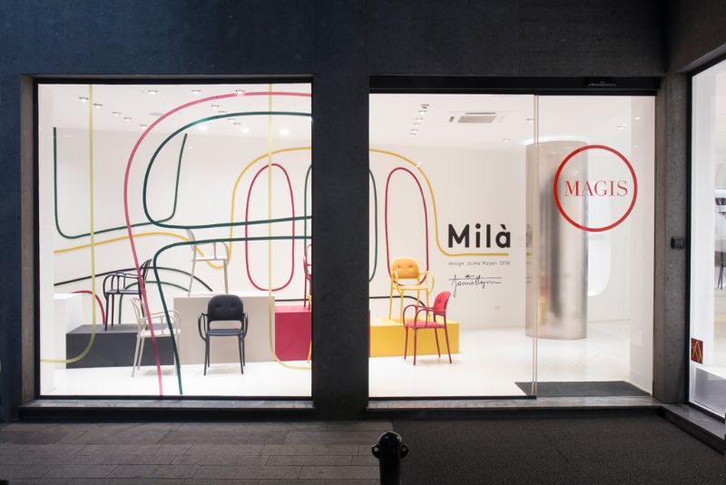Where To Shop – The Best Luxury Showrooms In Milan luxury showroom Milan – The Best Luxury Showrooms And Furniture Stores Magis Showroom