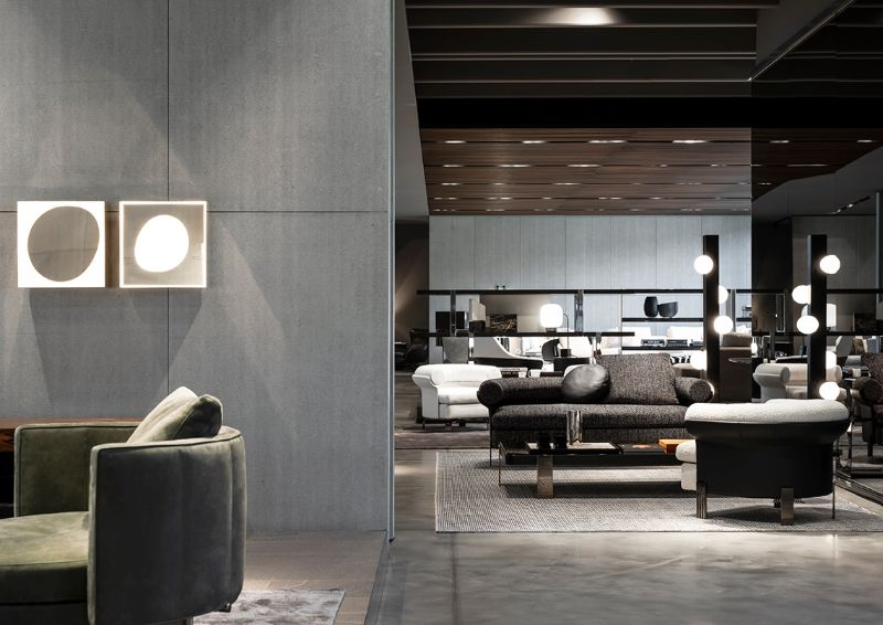 Where To Shop – The Best Luxury Showrooms In Milan luxury showroom Milan – The Best Luxury Showrooms And Furniture Stores Minotti