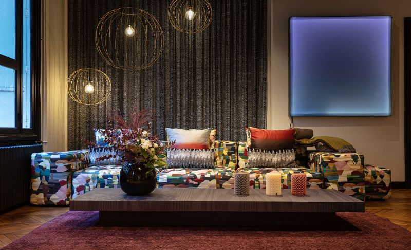 Where To Shop – The Best Luxury Showrooms In Paris luxury showroom Where To Shop – The Best Luxury Showrooms In Paris Missoni Home