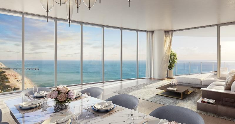 Ritz Carlton Sunny Isles Beach – An Amazing Interior Project by Michele Bönan interior project Ritz Carlton Residences Sunny Isles Beach – An Amazing Interior Project by Michele Bönan ritzcarltonsunnybeach 6
