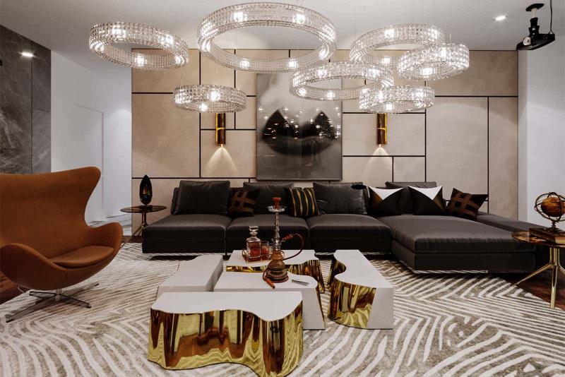 Best Interior Design projects by Muse Design. مشاريع التصميم الداخلي interior design project Best Interior Design Projects by Muse Design 28 1