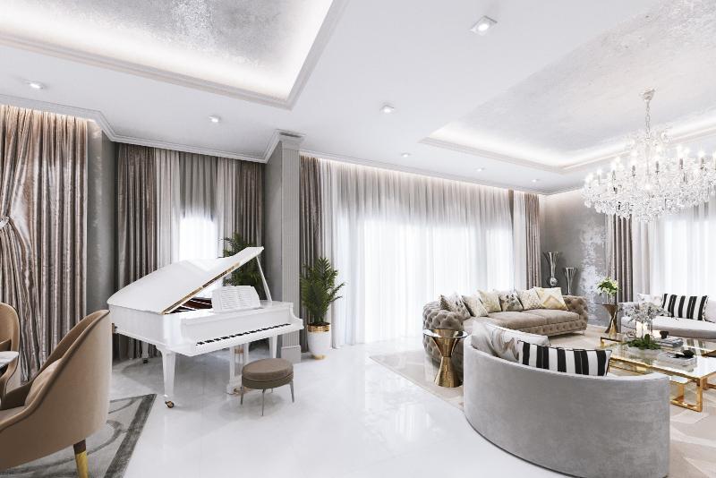 Best Interior Design projects by Muse Design. مشاريع التصميم الداخلي interior design project Best Interior Design Projects by Muse Design 7 22
