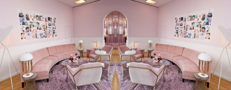 Discover The Best Interior Design Projects In London! interior design project Discover The Best Interior Design Projects In London! Glossier Store by DelightFULL