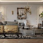 House Tour Of A Luxurious Paris Penthouse - Exclusive Interview With Boca do Lobo Design Team! ft