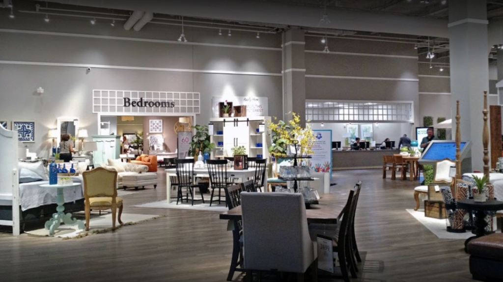 luxury showroom Where To Shop – The Best Luxury Showrooms In Connecticut Jordans Furniture 1024x574