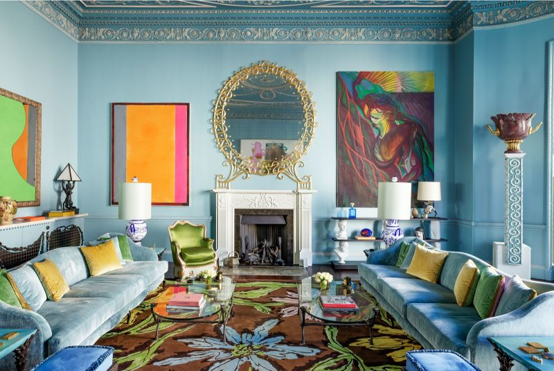 Discover The Best Interior Design Projects In London! interior design project Discover The Best Interior Design Projects In London! Luxury Residence in London by Francis Sultana and David Gill