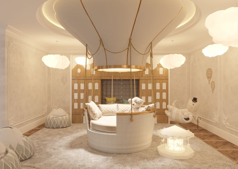 Discover The Best Interior Design Projects In London! interior design project Discover The Best Interior Design Projects In London! Royal Project In The Queens Hometown by Circu