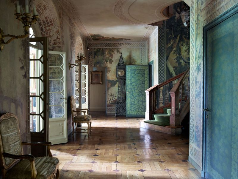 interior design project The Most Exquisite And Best Interior Design Projects In Milan Studio Peregalli Revamps A Crumbling Milan Apartment 1