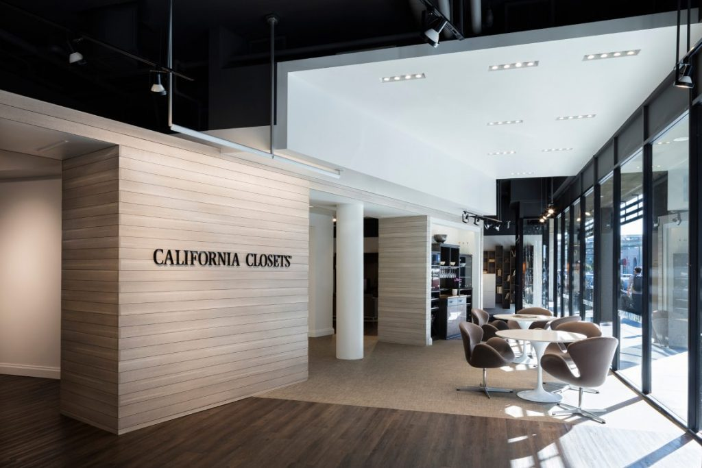 luxury showroom Where To Shop – The Best Luxury Showrooms In Connecticut california closets Conneticut Showrooms 1024x683