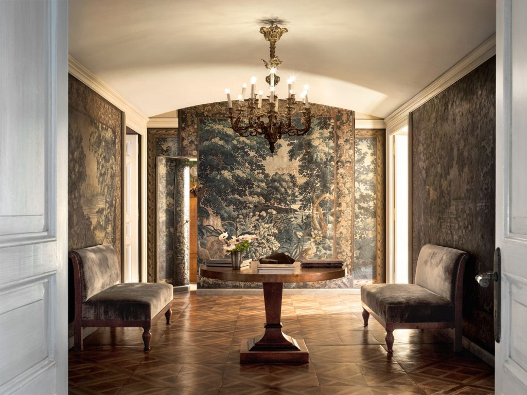 interior design project The Most Exquisite And Best Interior Design Projects In Milan edc100120peregalli02 1598378038 1024x768