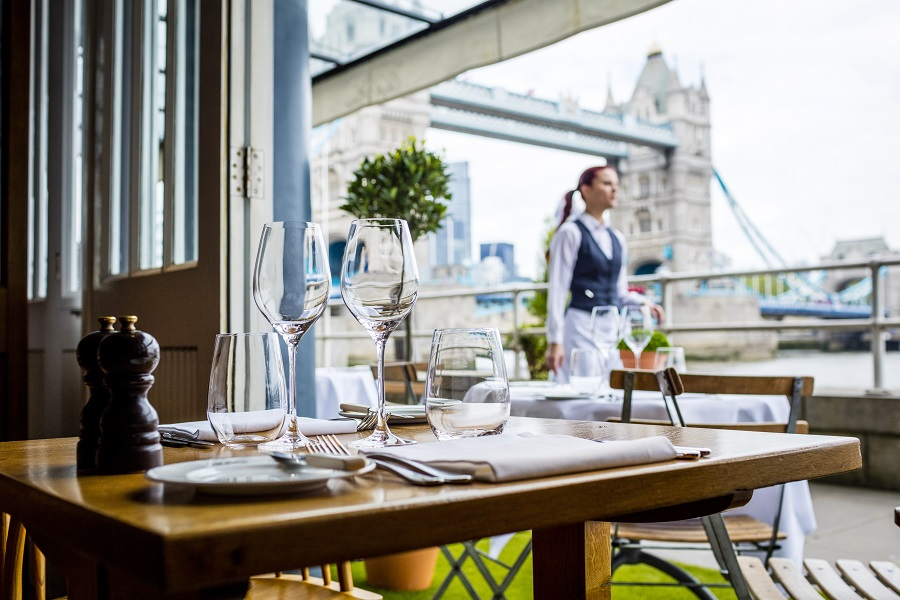 London's Next Day Out - Outdoor Dining outdoor dining London's Next Day Out – Outdoor Dining Butlers Wharf