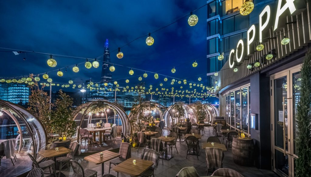 London's Next Day Out - Outdoor Dining outdoor dining London's Next Day Out – Outdoor Dining Coppa 1024x585