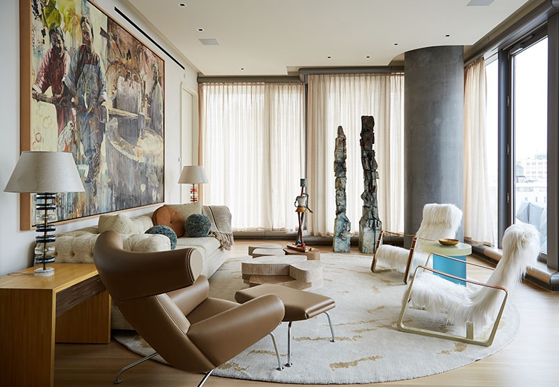 Best Interior Designers From New York City (PART III) best interior designer Best Interior Designers From New York City (PART III) FrankdeBiasi 56Leonard 06
