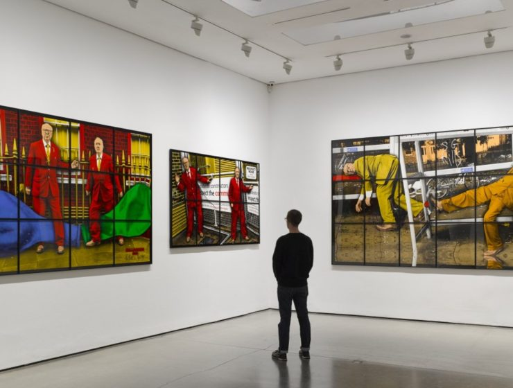 art galleries London's Next Day Out – Art Galleries White Cube 1 740x560