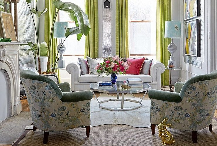 interior design project Top Interior Design Projects in New York City – Fawn Galli fawn galli home tour lead 740x500